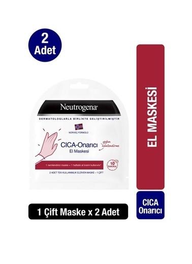 Neutrogena Norveç Formülü Cıca-Onarıcı El Maskesi X2 Renksiz